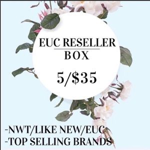 NWT 💎 5 PIECE for $35💎 MYSTERY RESELLER BOX